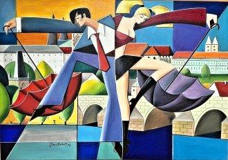 Tanec v Praze - Robert Jiran